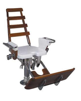 "Picture of Pompanette INT1000 Jumbo Marlin / Tuna with fiberglass seatboard 25"" x 25"""