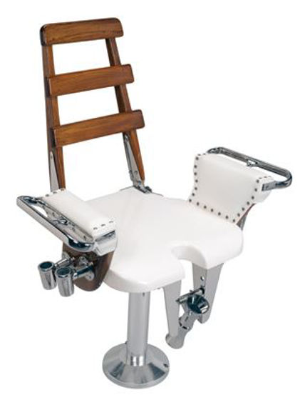Picture of Pompanette INT3200 Sailfish with fiberglass seatboard