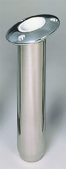 """Picture of Pompanette T1072A00 Rod holder 2"""" x 15Β° angle"""