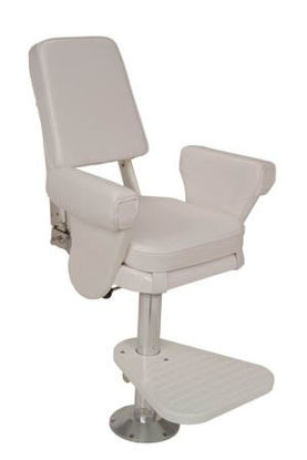 Picture of Pompanette INT8075TOUR Tournament Helmseat