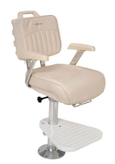 Picture of Pompanette T2000-W Premiere Helmseat Top Only