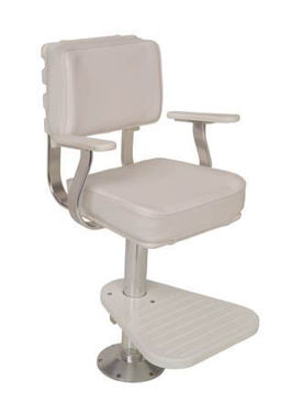 """Picture of Pompanette T1751000 Cushion, 18"""" H2RC Seat"""