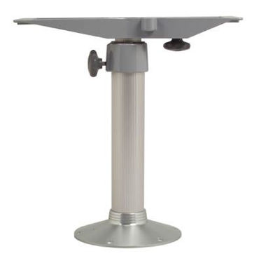 Picture of Pompanette NB5000043 Zwaardis Table Mount, Adjustable Pedestal, Round Base