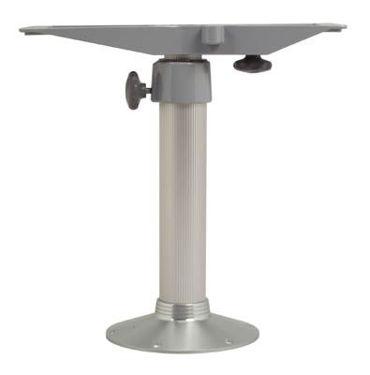 Picture of Pompanette NB5000043 Zwaardis Table Mount, Adjustable Pedestal, Round Base