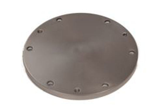 Picture of Pompanette T1198000 Flush Mount Plate Aluminum