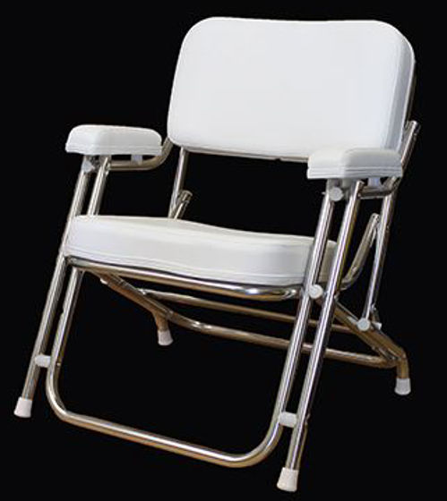 Picture of Pompanette TSS9255 Pompanette Folding Chair