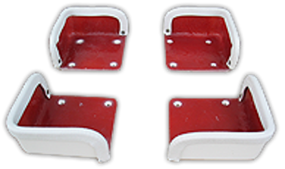 Picture of Corner Chocks (set of 4 chocks)