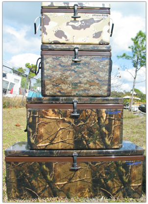 Picture of Camo Design (up to 105 qt)